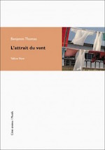 "Couverture ""L'attrait du vent"""