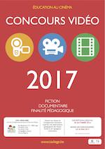 Affiche concours vidéo 2017